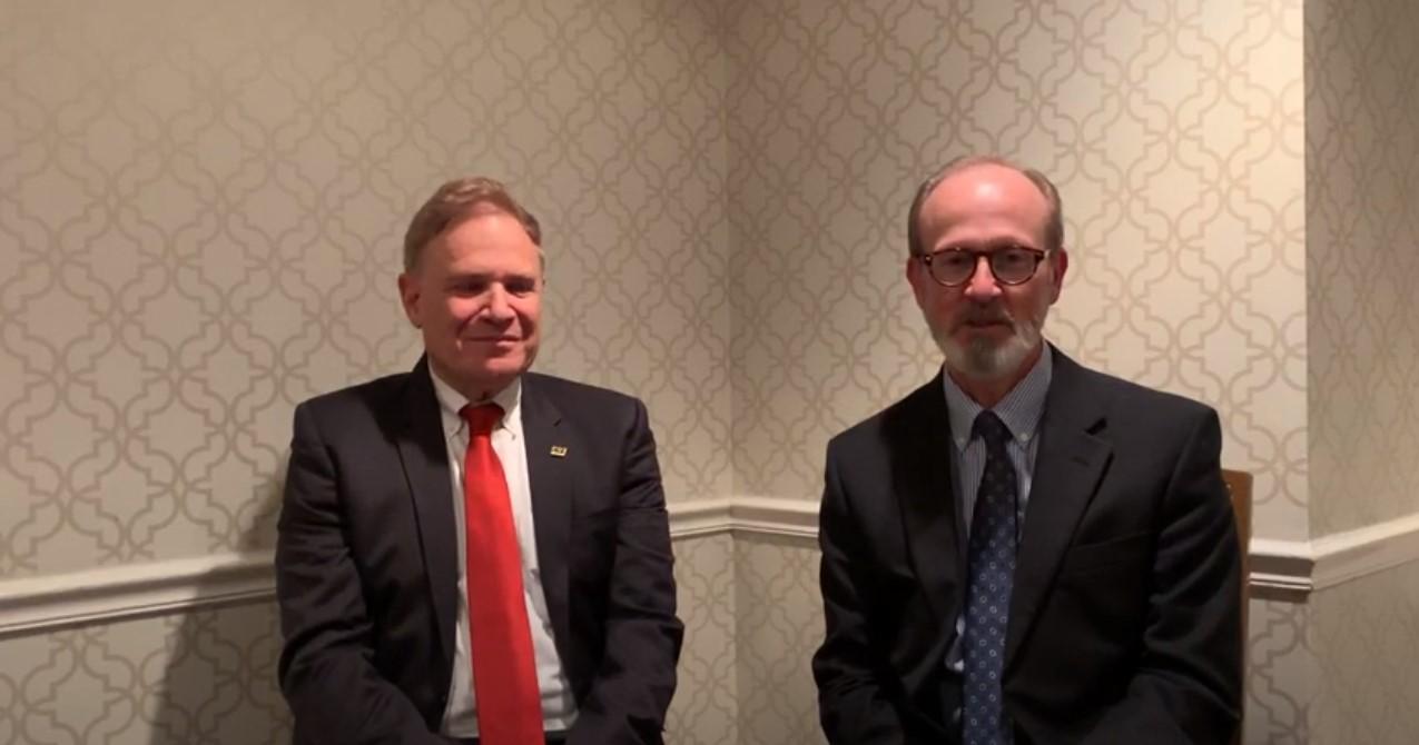 Dr. David Moliterno Interviews Dr. Ron Waksman about LRT Study | JACC Journals