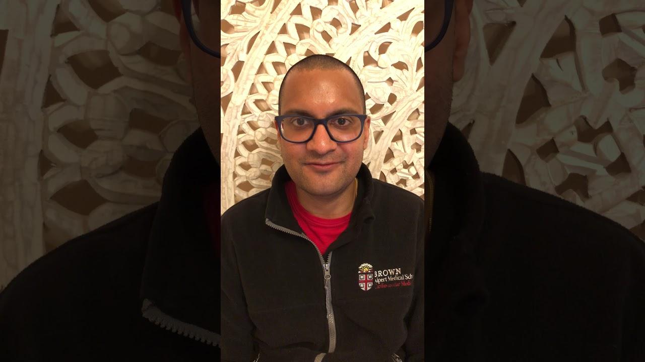 Dr. Shah Shares Coronavirus Challenges   COVID-19 Hub