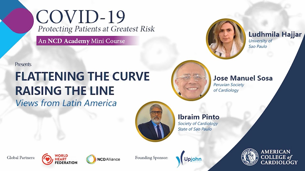 Flattening the Curve, Raising the Line: Views From Latin America