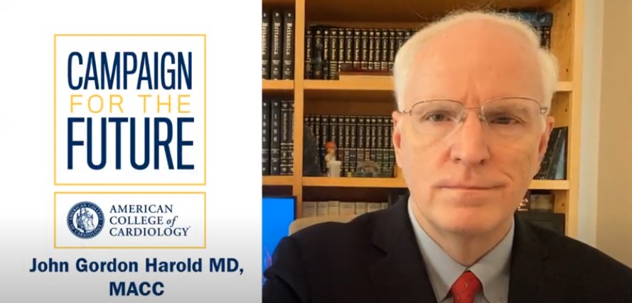 Dr. Harold on the Campaign's Global Health Goals | Campaign for the Future