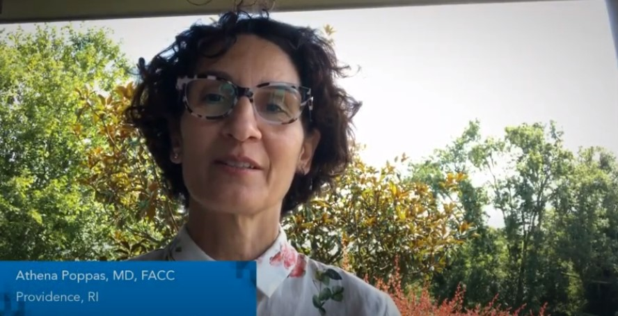 Dr. Poppas on the Importance of Reducing the Burden of CVD Worldwide | ACC International