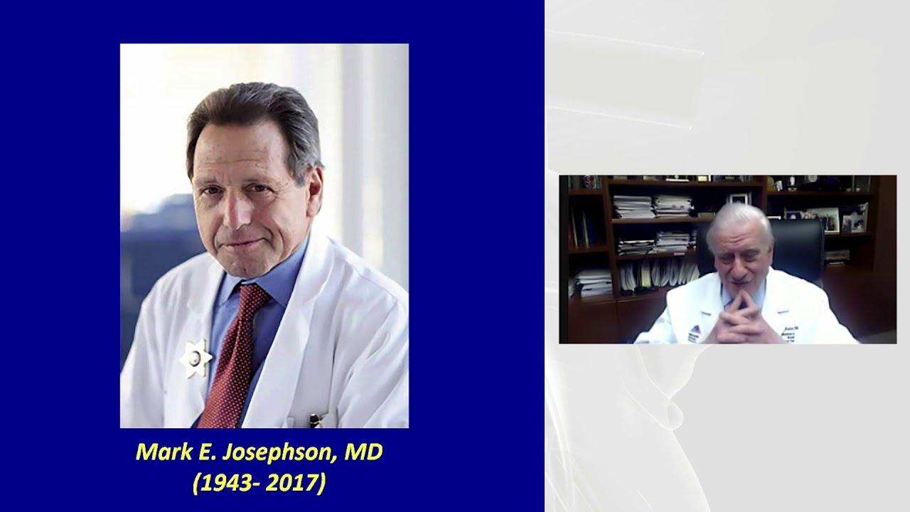 Dr. Valentin Fuster Discusses COVID-19 for the 2020 Mark E. Josephson Memorial Lecture
