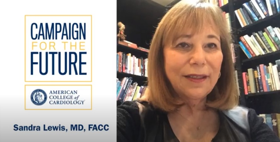 Sandra J. Lewis Cardiovascular Women's Leadership Institute | Campaign for the Future